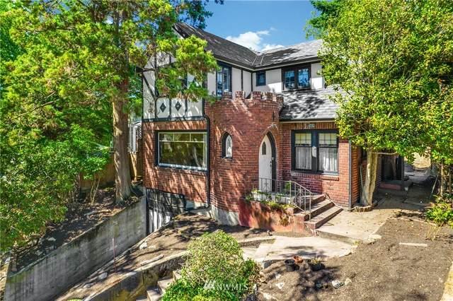 4702 34th Avenue NE, Seattle, WA 98105 (#1815571) :: McAuley Homes