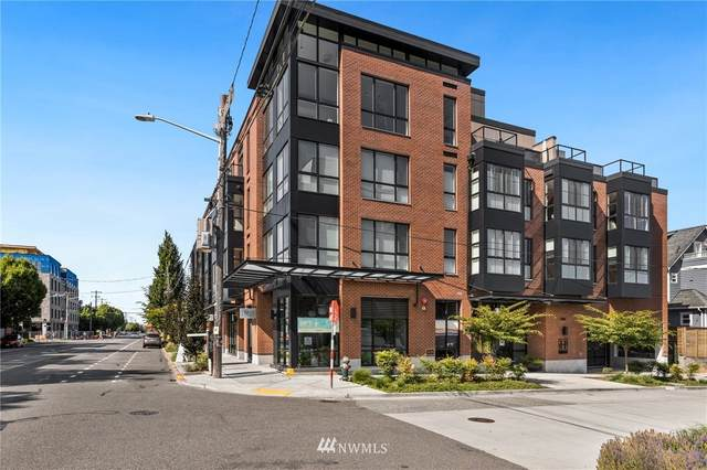 308 N 68th Street #309, Seattle, WA 98103 (#1815603) :: Lucas Pinto Real Estate Group
