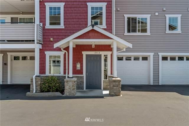 13413 97th Avenue E #201, Puyallup, WA 98373 (#1815620) :: Pickett Street Properties