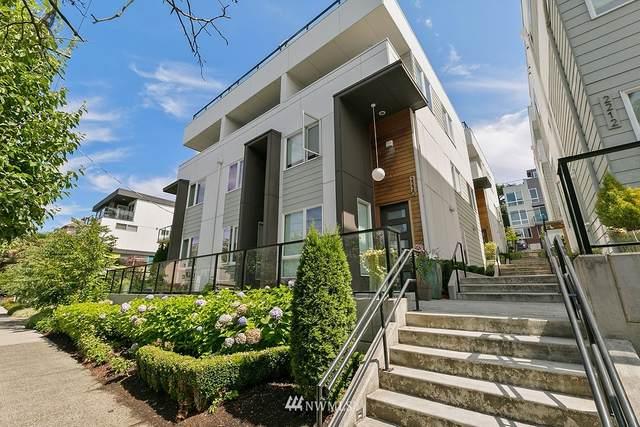 2218 Franklin Avenue E B, Seattle, WA 98102 (#1815640) :: TRI STAR Team | RE/MAX NW