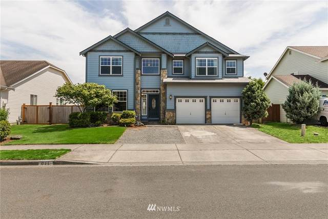 811 Williams Street NW, Orting, WA 98360 (#1815644) :: McAuley Homes