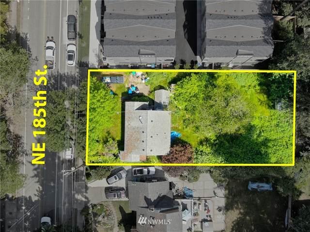 219 NE 185th Street, Shoreline, WA 98155 (#1815661) :: NW Homeseekers