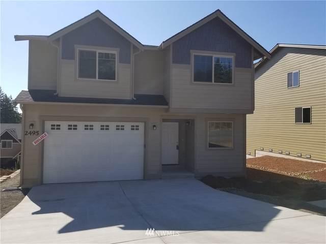 2495 Sand Dollar Road W, Bremerton, WA 98312 (#1815673) :: Ben Kinney Real Estate Team