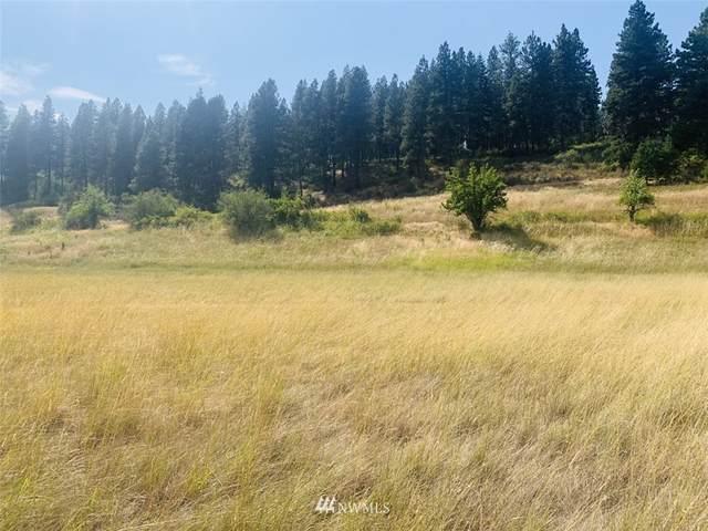 0 Lot 4-B Ranch Road, Cle Elum, WA 98922 (#1815684) :: Better Properties Real Estate