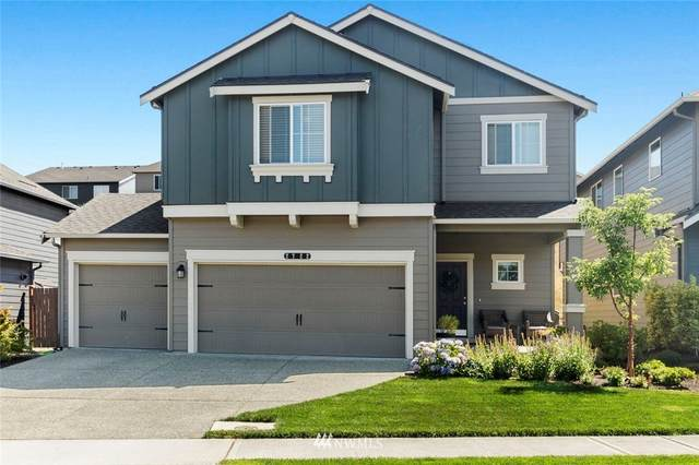 2722 Saga Court NE, Lacey, WA 98516 (#1815688) :: Ben Kinney Real Estate Team