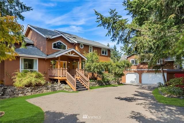 7416 NE Abies Drive, Bainbridge Island, WA 98110 (#1815689) :: Neighborhood Real Estate Group