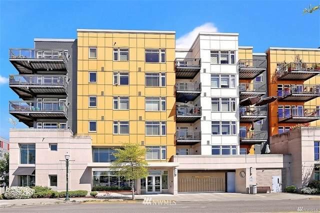 15100 6th Avenue SW #418, Burien, WA 98166 (#1815697) :: Urban Seattle Broker