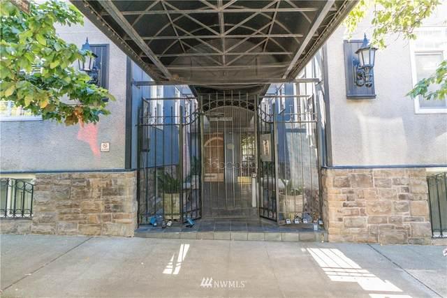 403 Terry Avenue #004, Seattle, WA 98104 (#1815732) :: The Shiflett Group