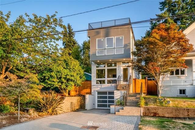 5019 SW Prince Street, Seattle, WA 98116 (#1815802) :: Ben Kinney Real Estate Team