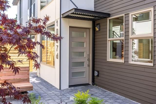 1037 S Cloverdale Street D, Seattle, WA 98108 (#1815808) :: Ben Kinney Real Estate Team