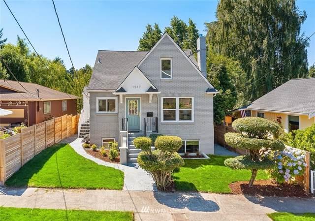 1517 29th Avenue, Seattle, WA 98122 (#1815812) :: Ben Kinney Real Estate Team