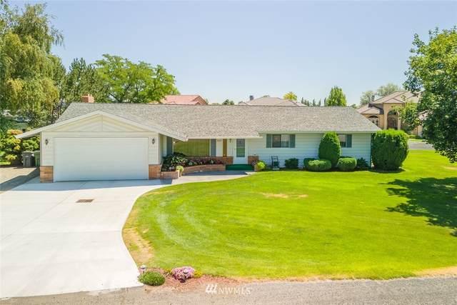 6603 Partridge Drive NE, Moses Lake, WA 98837 (#1815838) :: Ben Kinney Real Estate Team