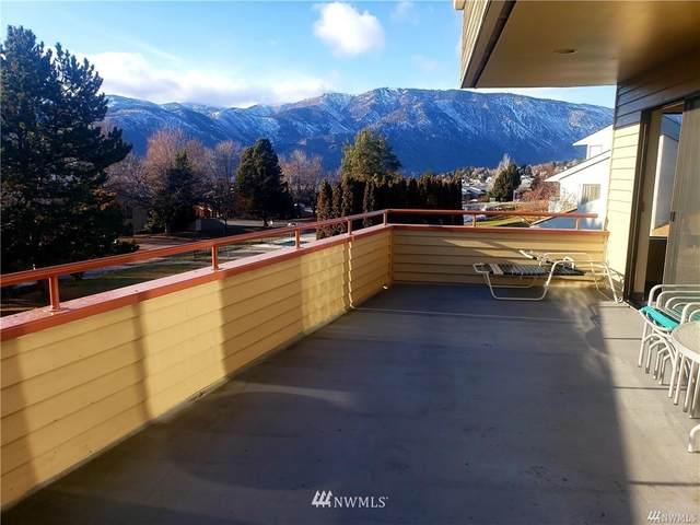 1 Lodge 637-N, Manson, WA 98831 (#1815842) :: Lucas Pinto Real Estate Group