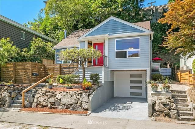 2157 Dexter Avenue N, Seattle, WA 98109 (#1815847) :: Ben Kinney Real Estate Team