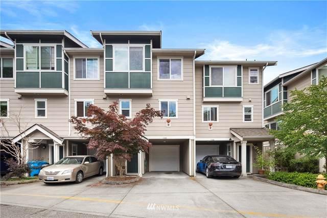 1166 N 198th Street, Shoreline, WA 98133 (#1815868) :: Icon Real Estate Group