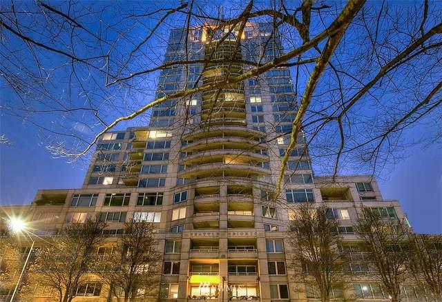 2600 2nd Avenue #512, Seattle, WA 98121 (#1815877) :: NextHome South Sound