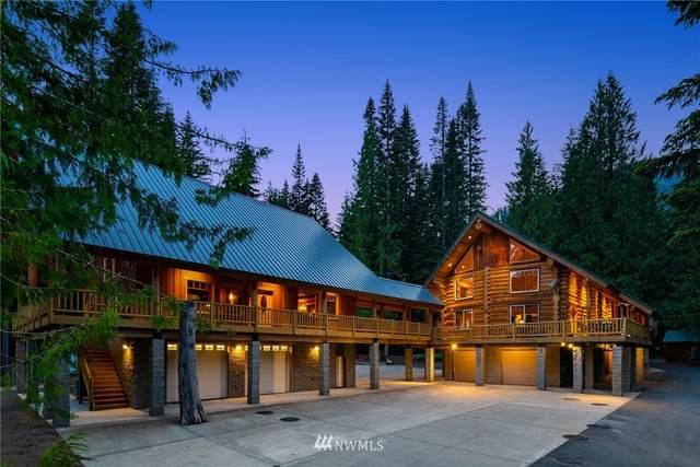 4422 Kachess Lake Road, Easton, WA 98925 (#1815882) :: Ben Kinney Real Estate Team