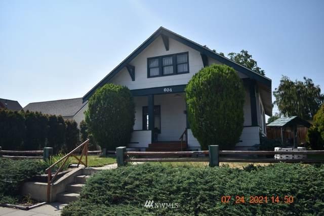 604 Kittitas Street S, Wenatchee, WA 98801 (#1815884) :: Keller Williams Western Realty