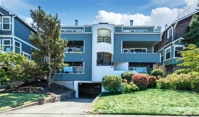 57 Etruria Street #202, Seattle, WA 98109 (#1815926) :: Home Realty, Inc