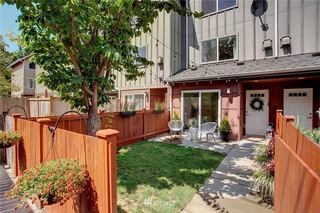 725 N 94th Street B, Seattle, WA 98103 (#1815980) :: Simmi Real Estate