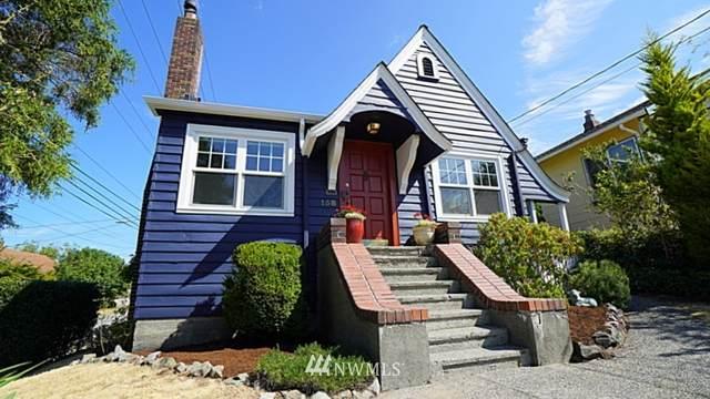 158 NW 74th Street, Seattle, WA 98117 (#1815982) :: Lucas Pinto Real Estate Group