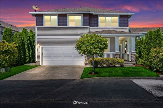 4518 S 218th Street #137, Kent, WA 98032 (#1815985) :: Ben Kinney Real Estate Team