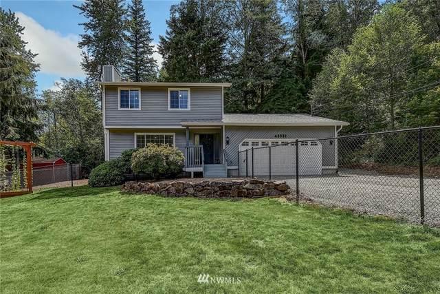 42321 SE 171st Street, North Bend, WA 98045 (MLS #1816180) :: Community Real Estate Group