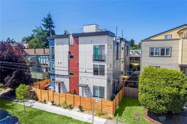 8841 Midvale Avenue N B, Seattle, WA 98103 (#1816215) :: The Shiflett Group