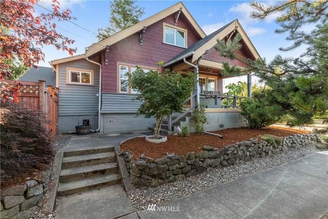 1415 S Pine Street, Tacoma, WA 98405 (MLS #1816234) :: Community Real Estate Group