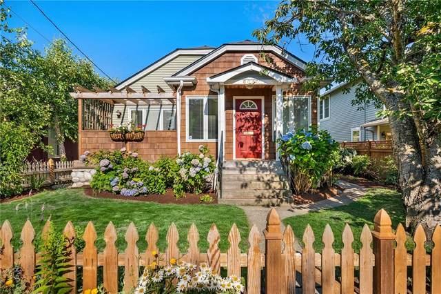 6048 49th Avenue SW, Seattle, WA 98136 (#1816245) :: Better Properties Real Estate