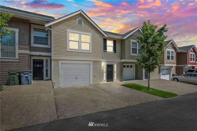 1007 109th St Ct E #93, Tacoma, WA 98445 (#1816266) :: Better Properties Real Estate
