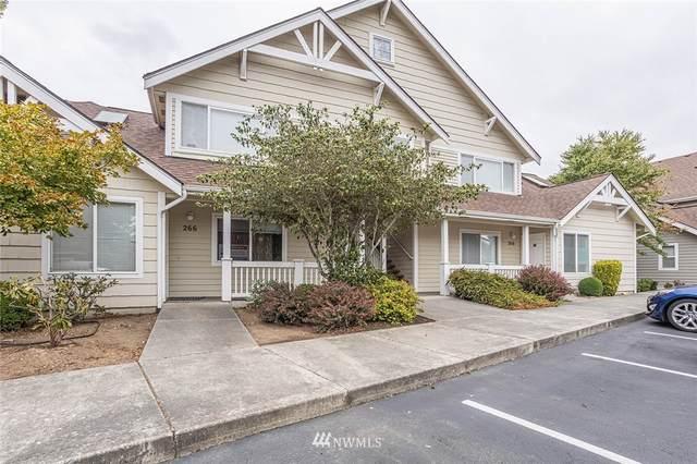 266 W Maberry Drive 102C, Lynden, WA 98264 (#1816327) :: Ben Kinney Real Estate Team