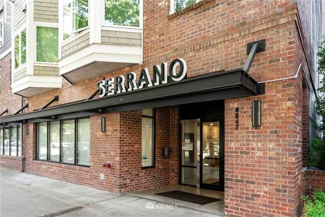 4847 California Avenue SW #302, Seattle, WA 98116 (#1816337) :: Lucas Pinto Real Estate Group