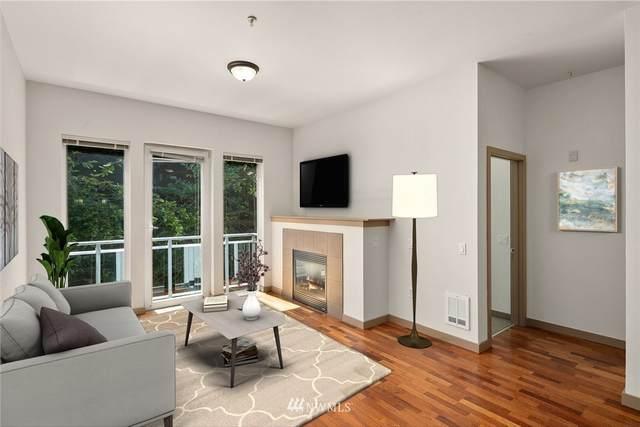 375 Kirkland Avenue #351, Kirkland, WA 98033 (#1816362) :: Better Properties Real Estate