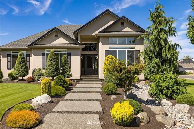 707 E Maberry Drive, Lynden, WA 98264 (#1816377) :: Ben Kinney Real Estate Team