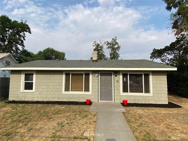 111 N E St, Prescott, WA 99348 (#1816393) :: Better Properties Real Estate