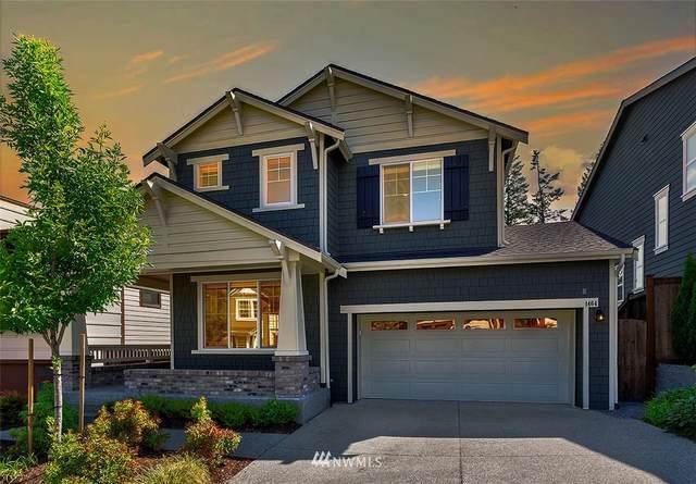 1464 243rd Place NE, Sammamish, WA 98074 (MLS #1816458) :: Community Real Estate Group