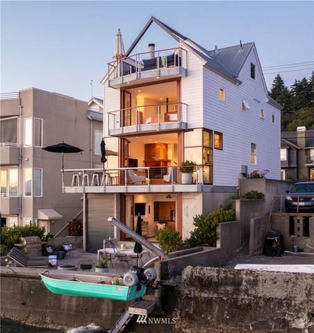 4141 Beach Drive SW, Seattle, WA 98116 (#1816620) :: My Puget Sound Homes