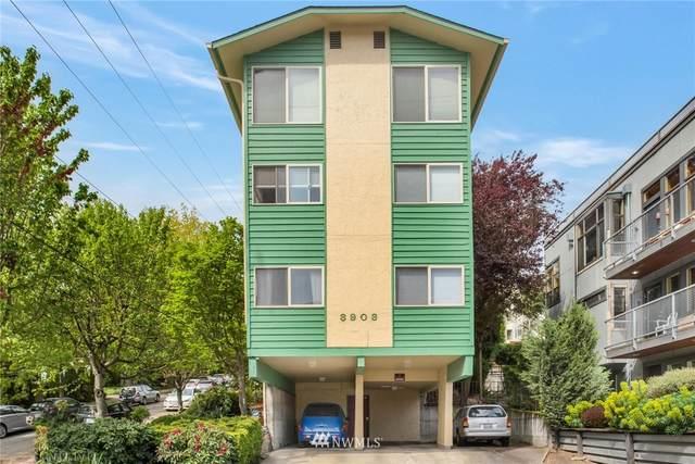 3903 Woodland Park Avenue N #302, Seattle, WA 98103 (#1816627) :: Urban Seattle Broker