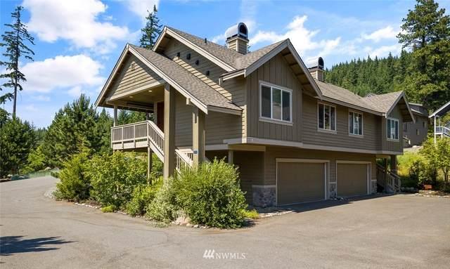 71 Keystone Lane #4, Ronald, WA 98940 (MLS #1816688) :: Nick McLean Real Estate Group