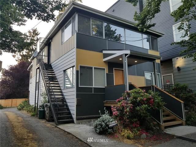 8613 Roosevelt Way NE, Seattle, WA 98115 (#1816724) :: Ben Kinney Real Estate Team