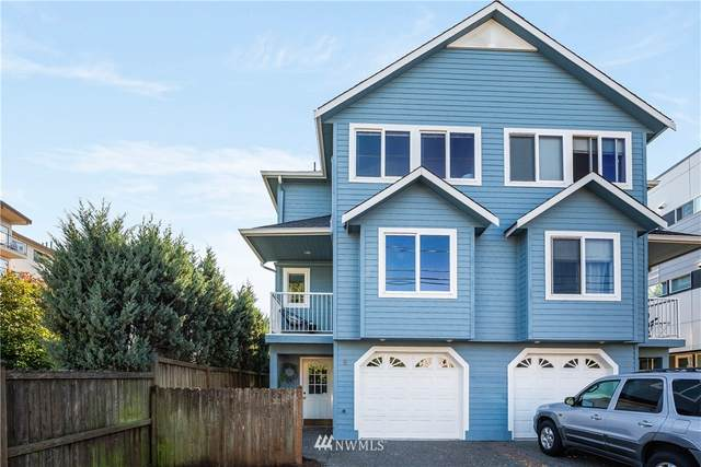9039 Mary Avenue NW A, Seattle, WA 98117 (#1816844) :: Home Realty, Inc