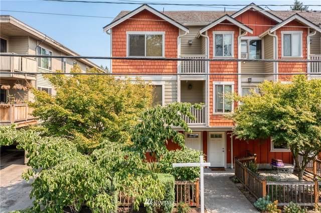 12052 33rd Avenue NE C, Seattle, WA 98125 (#1816900) :: Lucas Pinto Real Estate Group