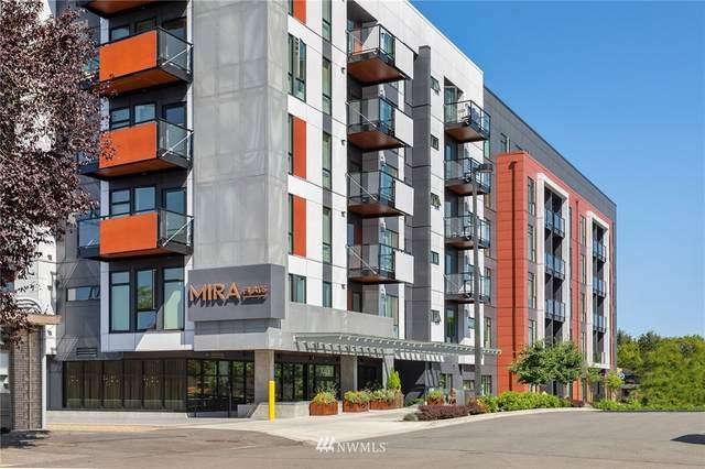 1085 103rd Avenue NE #522, Bellevue, WA 98004 (#1816909) :: Ben Kinney Real Estate Team