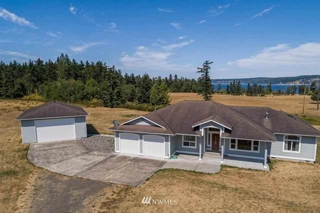 1252 Gardiner Beach Road, Sequim, WA 98382 (#1816932) :: Better Properties Real Estate