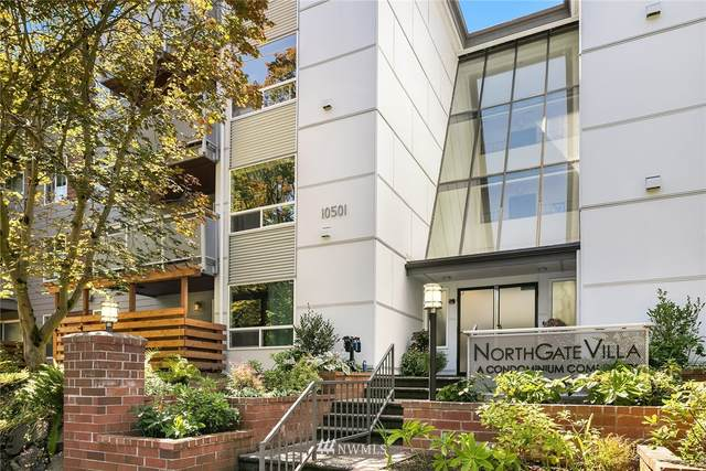 10505 8th Avenue NE #109, Seattle, WA 98125 (#1816949) :: Better Properties Real Estate