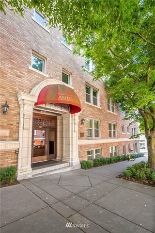 505 E Denny Way A608, Seattle, WA 98122 (#1817036) :: Pickett Street Properties