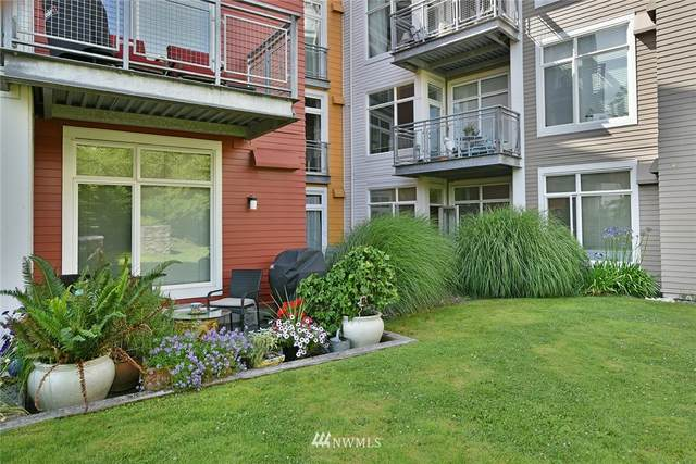 180 Harbor Square Loop NE B124, Bainbridge Island, WA 98110 (#1817048) :: Better Homes and Gardens Real Estate McKenzie Group