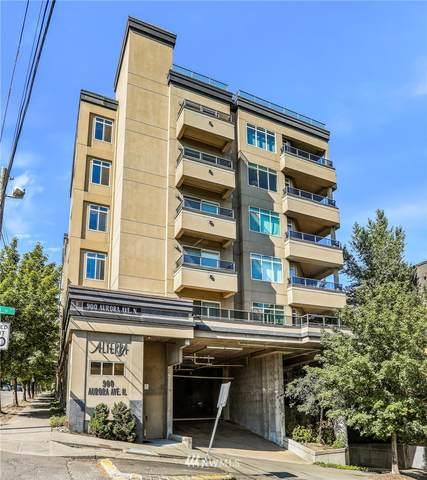 900 Aurora Avenue N S501, Seattle, WA 98109 (#1817095) :: M4 Real Estate Group