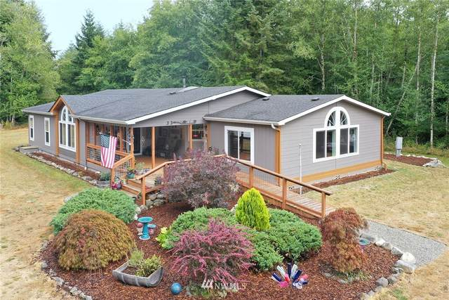 33 E Toandos Road, Quilcene, WA 98376 (#1817162) :: Pacific Partners @ Greene Realty
